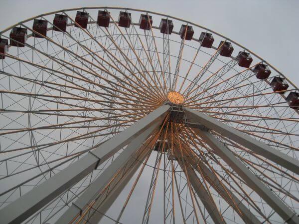 Ferris Wheel Chicago photo