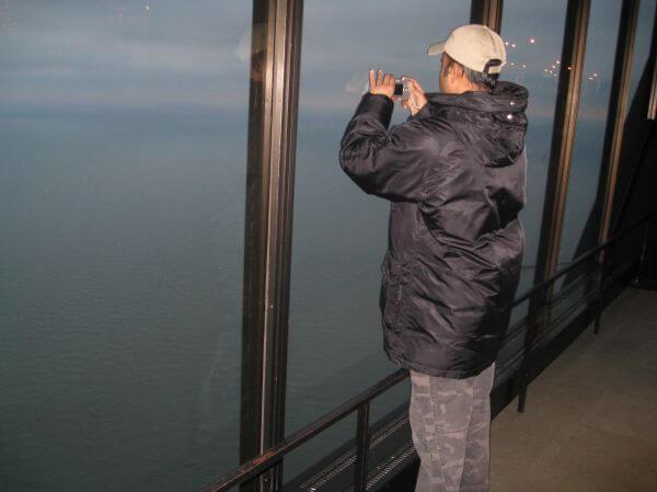Man Photographing photo