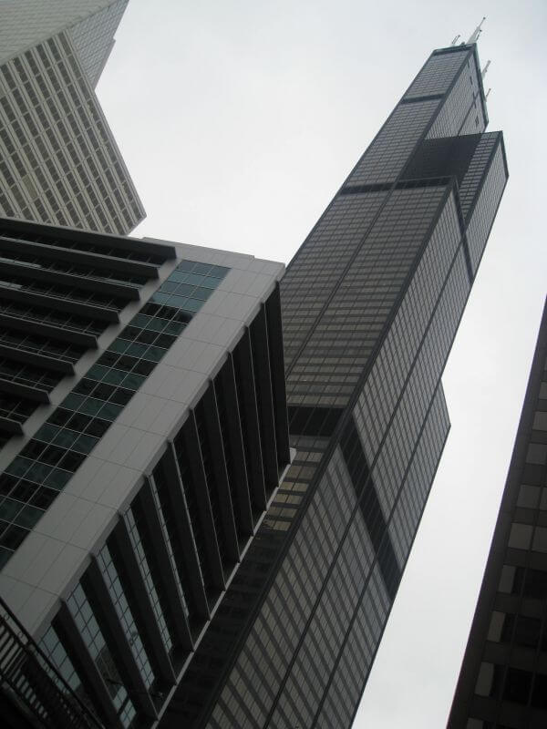 Sears Towers Highrise Willis Tower photo