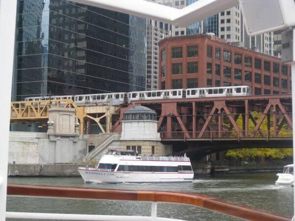 Steamer Ferry Crossing Bridge photo