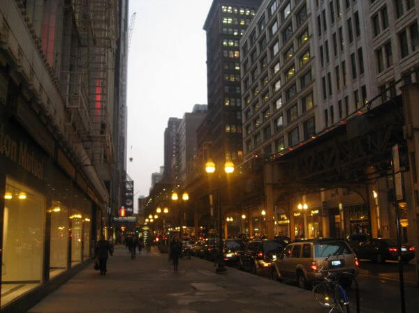 Streets Of Chicago photo