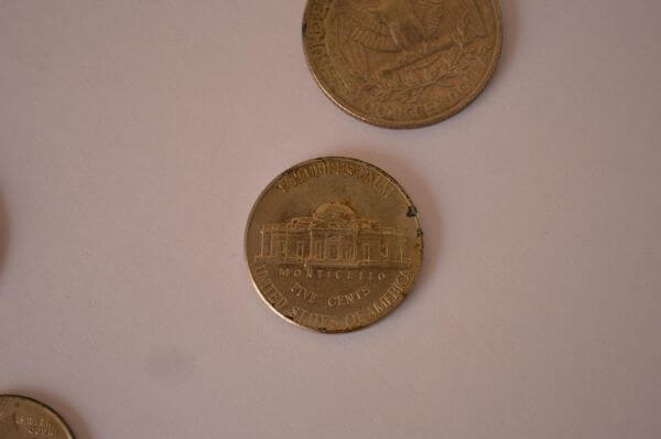 Five Cent Coin photo