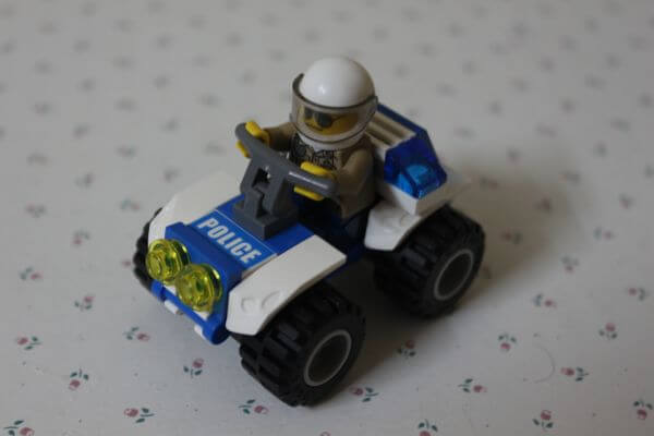 Toy Car Police photo