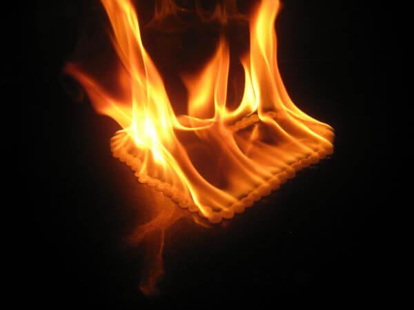 Heart On Fire 2 photo