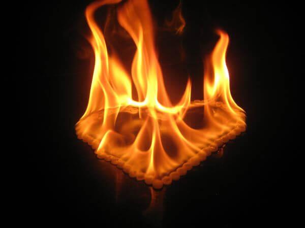 Heart On Fire photo