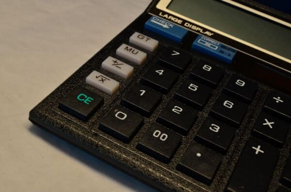 Calculating Instrument photo