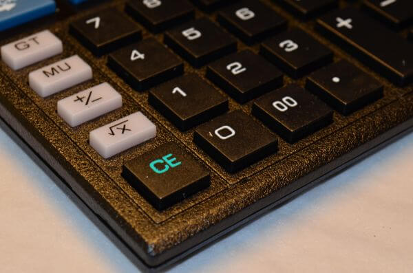 Calculator Keys photo