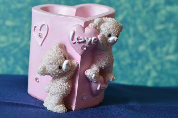 Love Cute Teddy Valentines photo
