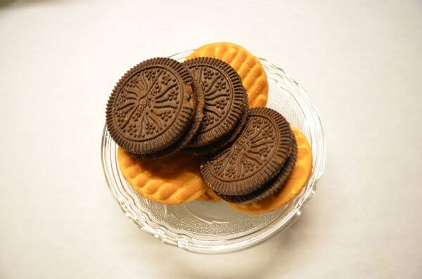 Biscuits Cookies Bowl photo