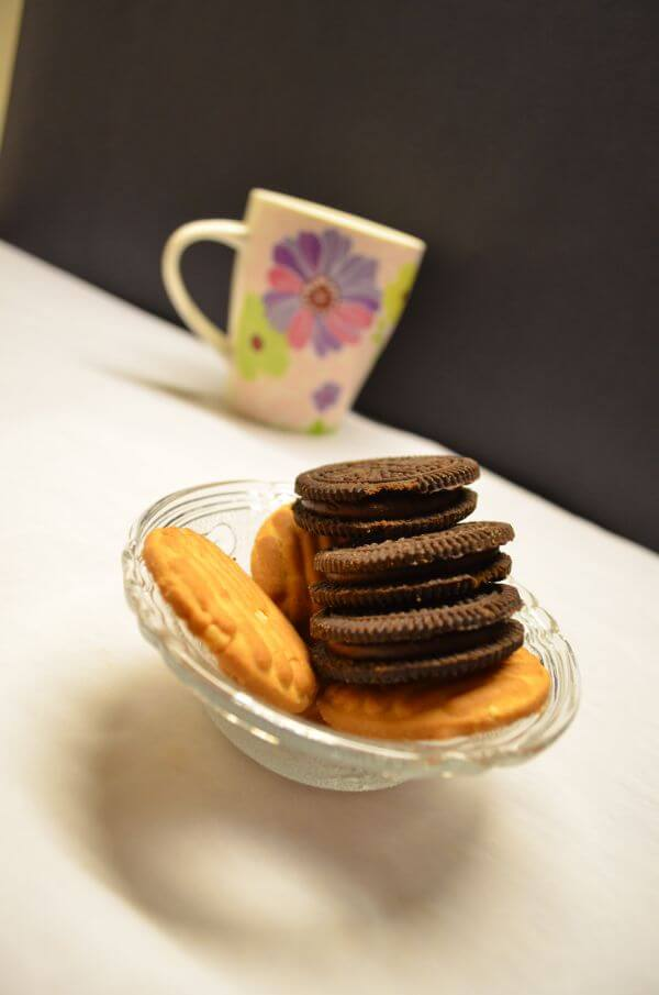 Breakfast Biscuits Coffee photo