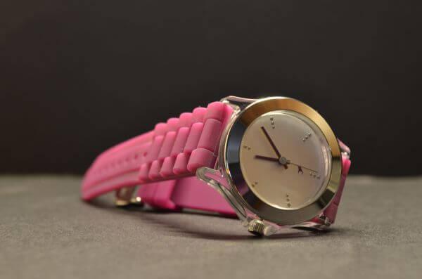 Pink Band Watch photo
