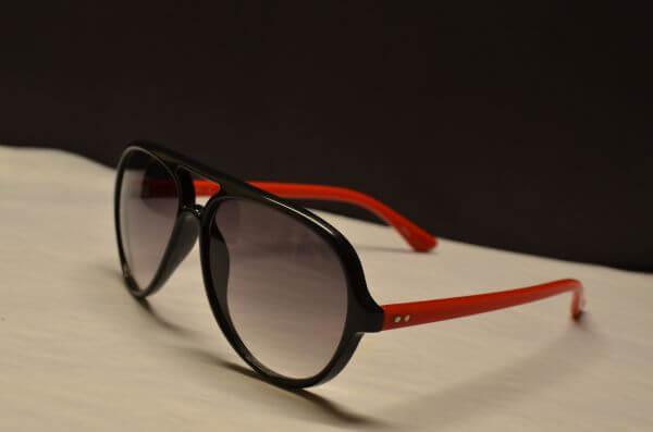 Red Sunglasses photo
