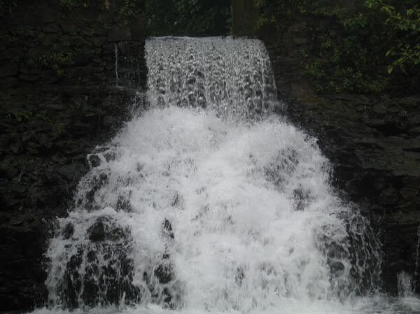 Waterfall Front View photo