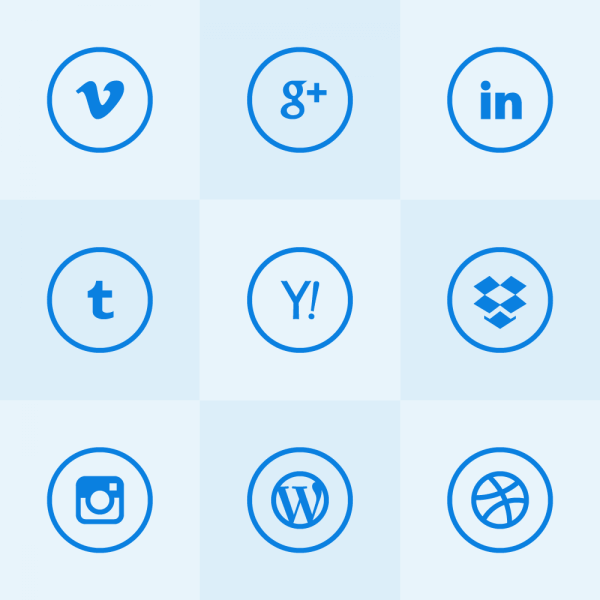 Lynny Icons - Mini Set 29 vector