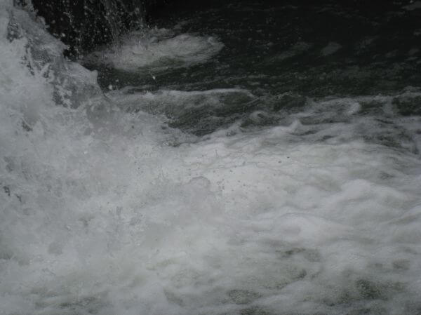 Falling Water Foam photo