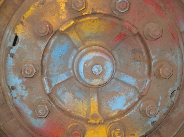 Metal Iron Heavy Wheel photo