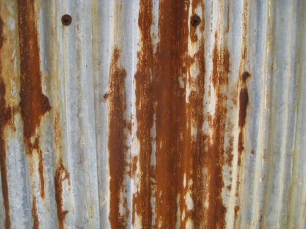 Rust Metal Sheet Texture photo