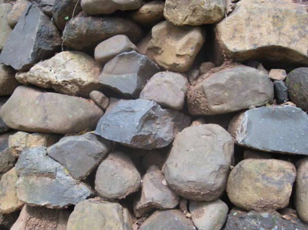 Stones Wall photo