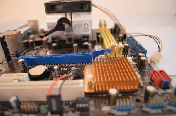 Motherboard Computer photo
