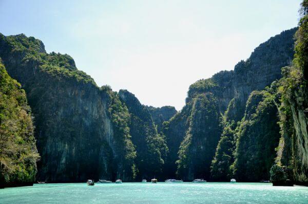 Beautiful Blue Waters Island photo
