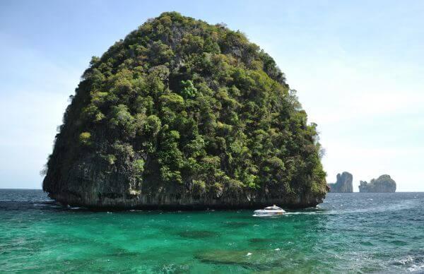 Island Beautiful Thailand photo