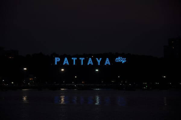 Thailand Pattaya City photo