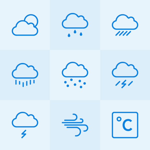 Lynny Icons - Mini Set 40 vector