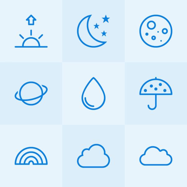 Lynny Icons - Mini Set 39 vector