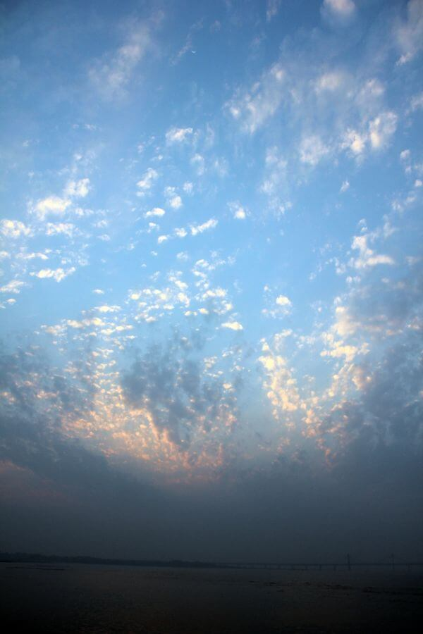 Beautiful Sky Clouds photo