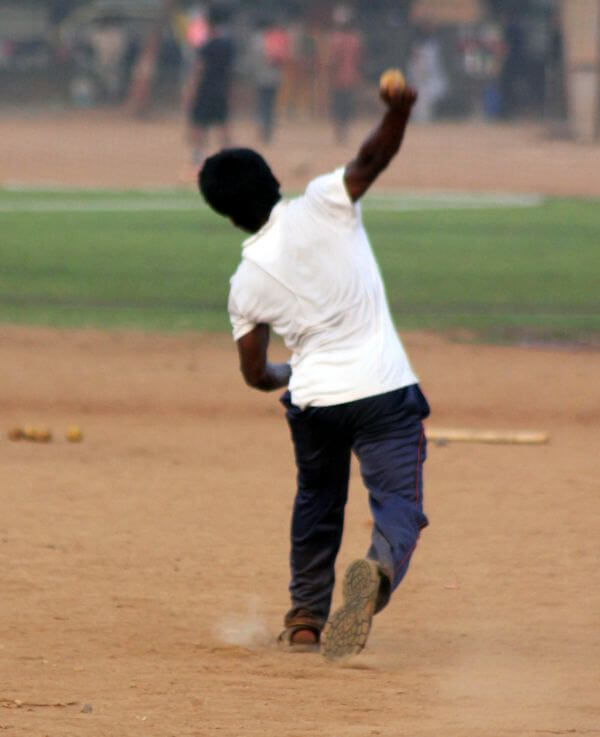 Bowler Cricket Game photo