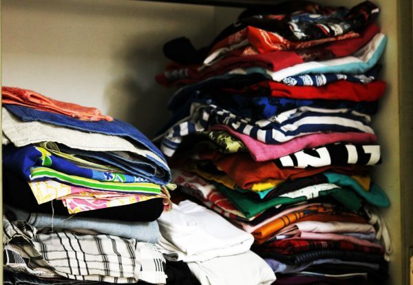 Clothes Stack photo