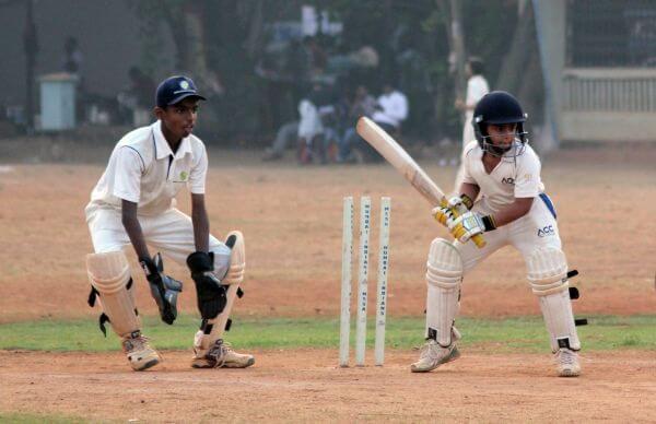Cricket Action photo