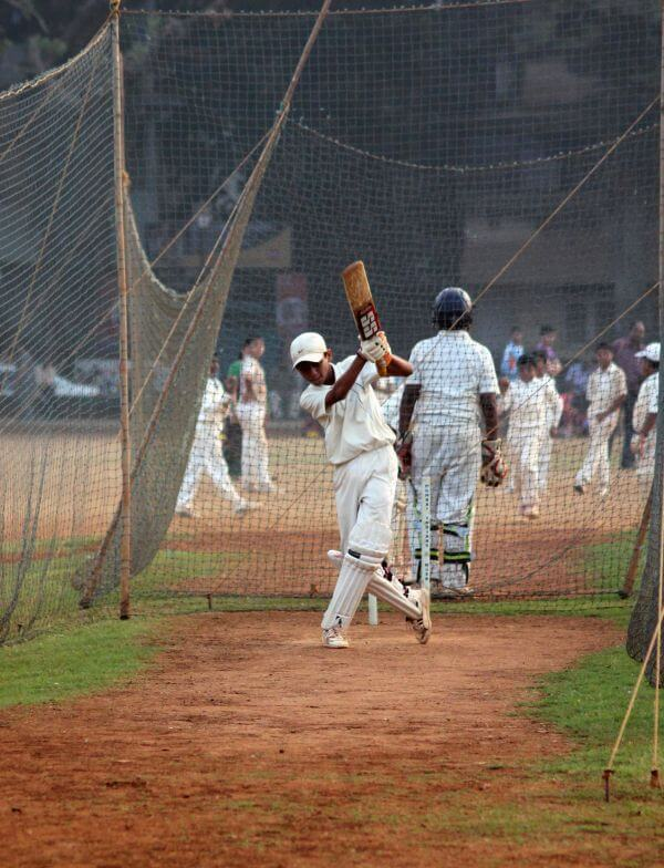 Cricket Young Batsman photo