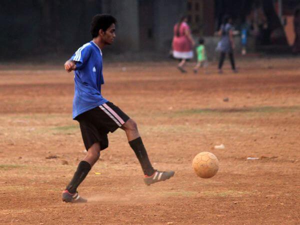 Football Practice photo