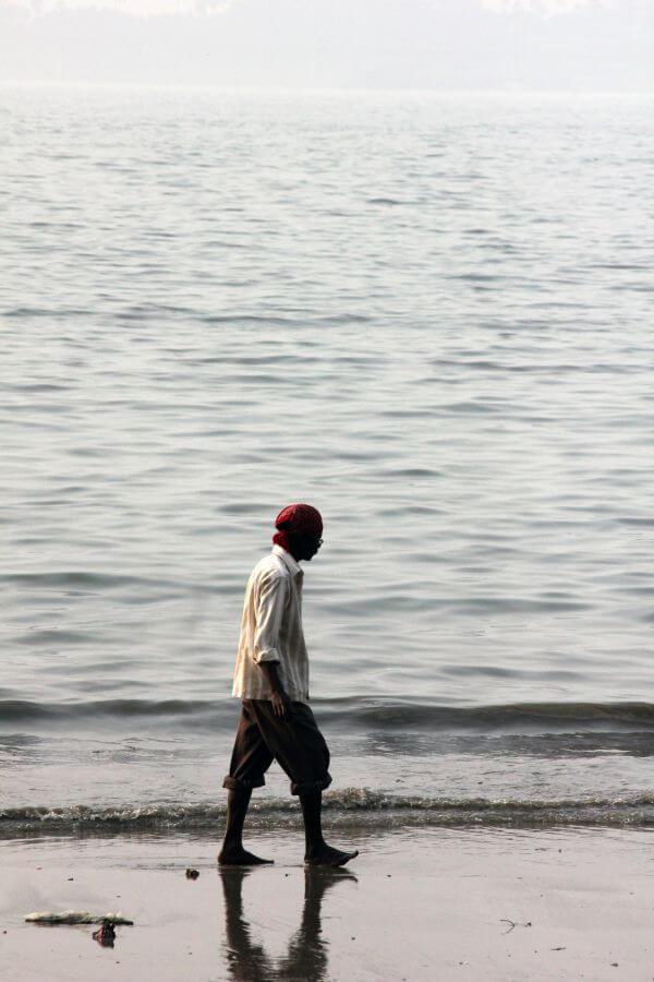 Man Walking photo