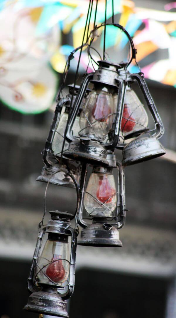 Old Lanterns Art photo