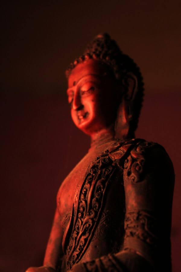 Peaceful Buddha photo