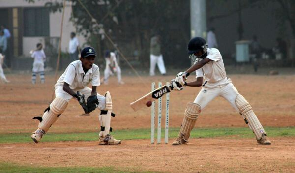 Sports Cricket Wicketkeeper photo