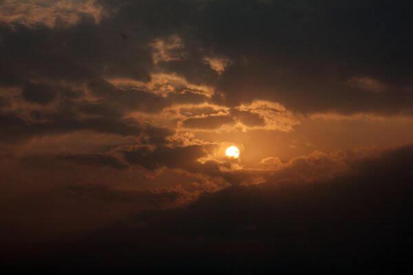 Sunset Orange photo