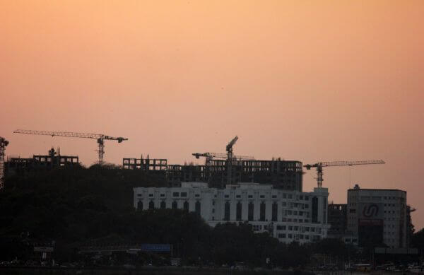 Urbanisation Construction photo