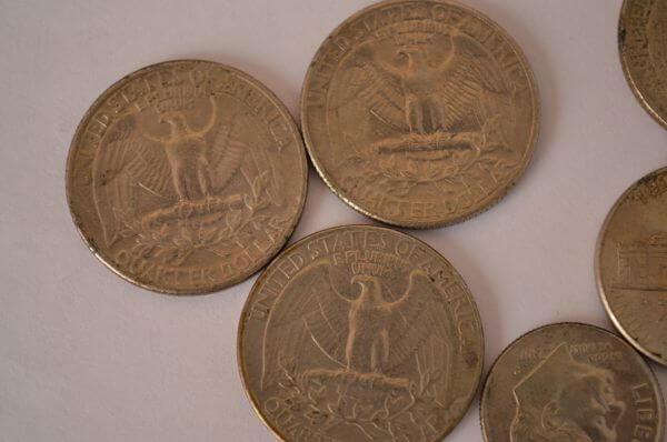 Quarter Dollars photo