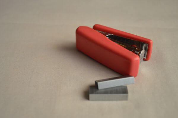 Red Stapler photo