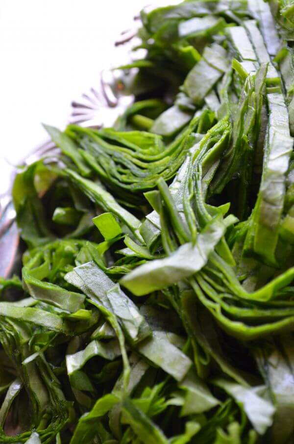 Green Leafy Vegetables Spinach photo