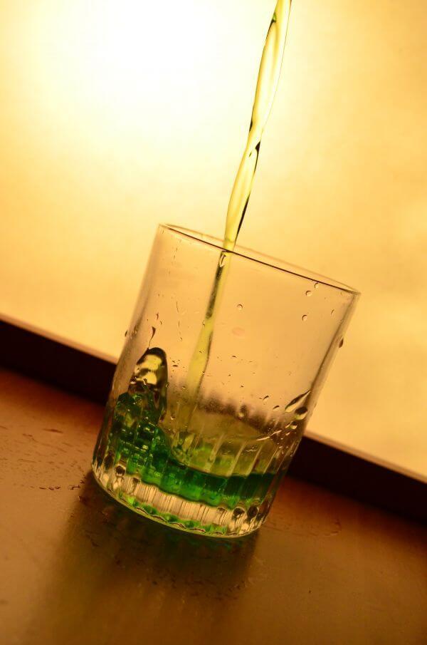 Juice Pouring photo