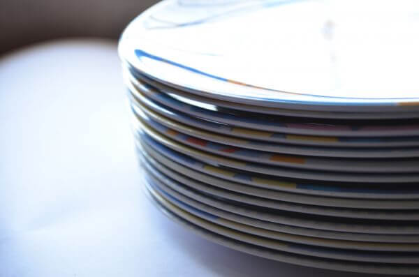 Stack Of Plates photo