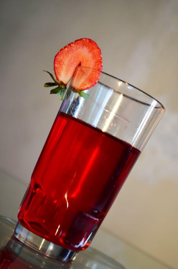 Strawberry Drink photo