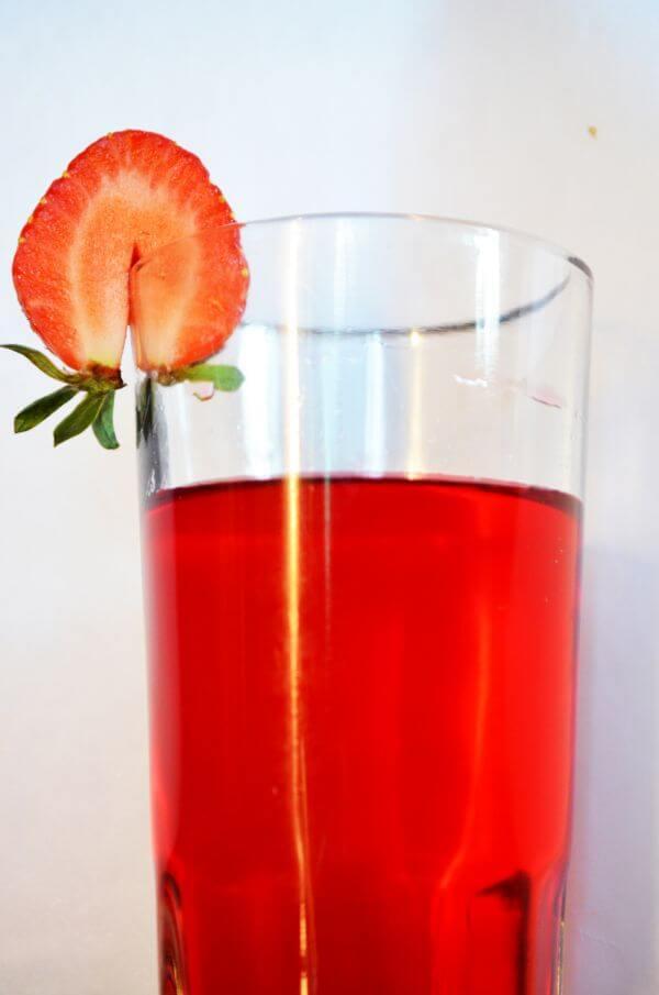 Strawberry Glass photo