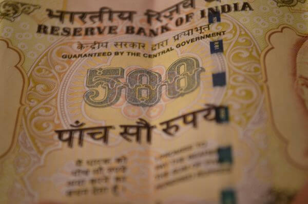 Rs 500 Note photo