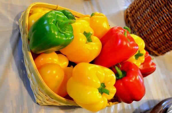 Bell Pepper Veggies photo