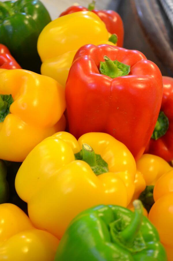 Bell Peppers Capsicum photo